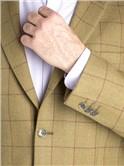 Green Check Jacket