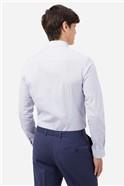 Lilac Geometric Print Shirt